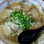 江戸金 - チャーシュー麺 大盛り
