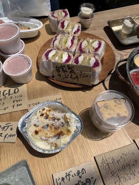 CICLOの料理の写真
