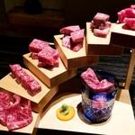 密陽家 - 料理写真:赤身天国コース
