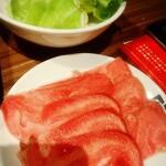 牛角 - 先ず強制的にやってくるやみつき塩キャベツと豚タン塩