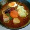 お食事処 もこ - 料理写真:チキンスープカレー(辛口)