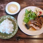 cafe&restaurant Nature  - 家*カフェせっと(1000円)