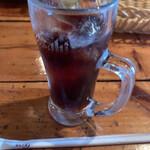 EJ牧場 - 食後のアイスコーヒー(๑ ˊ͈ ᐞ ˋ͈ )ƅ̋