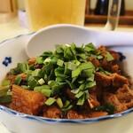 Yakitoriosen daisansei - モツ煮