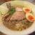玉五郎 - 「味玉煮干しラーメン」