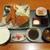 鈴のれん - 料理写真:大海老フライと味噌かつ定食 大海老 2本 1,680円(税別)。     2020.05.14