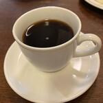 小さな街の食堂 cafe MISTY - 良い香りのコーヒーでした