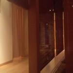 13026088 - 綺麗な店内・・個室風の堀り炬燵席が並びます