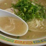 13026269 - ラーメン(スープ)