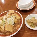 広州市場 - ミニ麻婆飯
