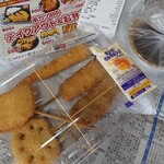 Kushikatsutanaka - 定番5本盛り