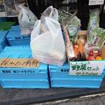 Kushikatsutanaka - 特売の野菜たち