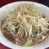 豚ラーメン - 料理写真:ミニらーめんヤサイカラメ(780円税込)
