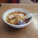 中華料理 五十番 - ラーメン500円。