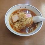 中華料理 五十番 - ナルトが嬉しい昭和の中華そば。
