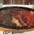 イノウエステーキハンバーグレストラン - 料理写真:ランチハンバーグ180g