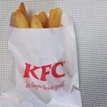 ケンタッキーフライドチキン - ポテト