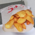 ケンタッキーフライドチキン - 料理写真:ポテト