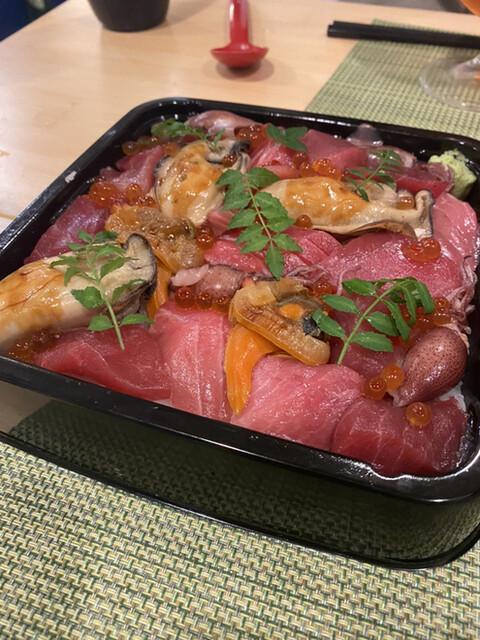 マグロマート - マグロと季節海鮮チラシ