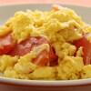 中国菜館 春紅 - 料理写真:トマトと卵炒め