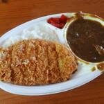 レストラン ふじ - カツカレー