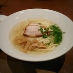 中国料理随園 - 料理写真:旨麺セット[¥1000] (旨塩拉麺)