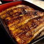 うなぎ専門 魚竹 - 料理写真:特上うな重  ¥2,900(税込)
