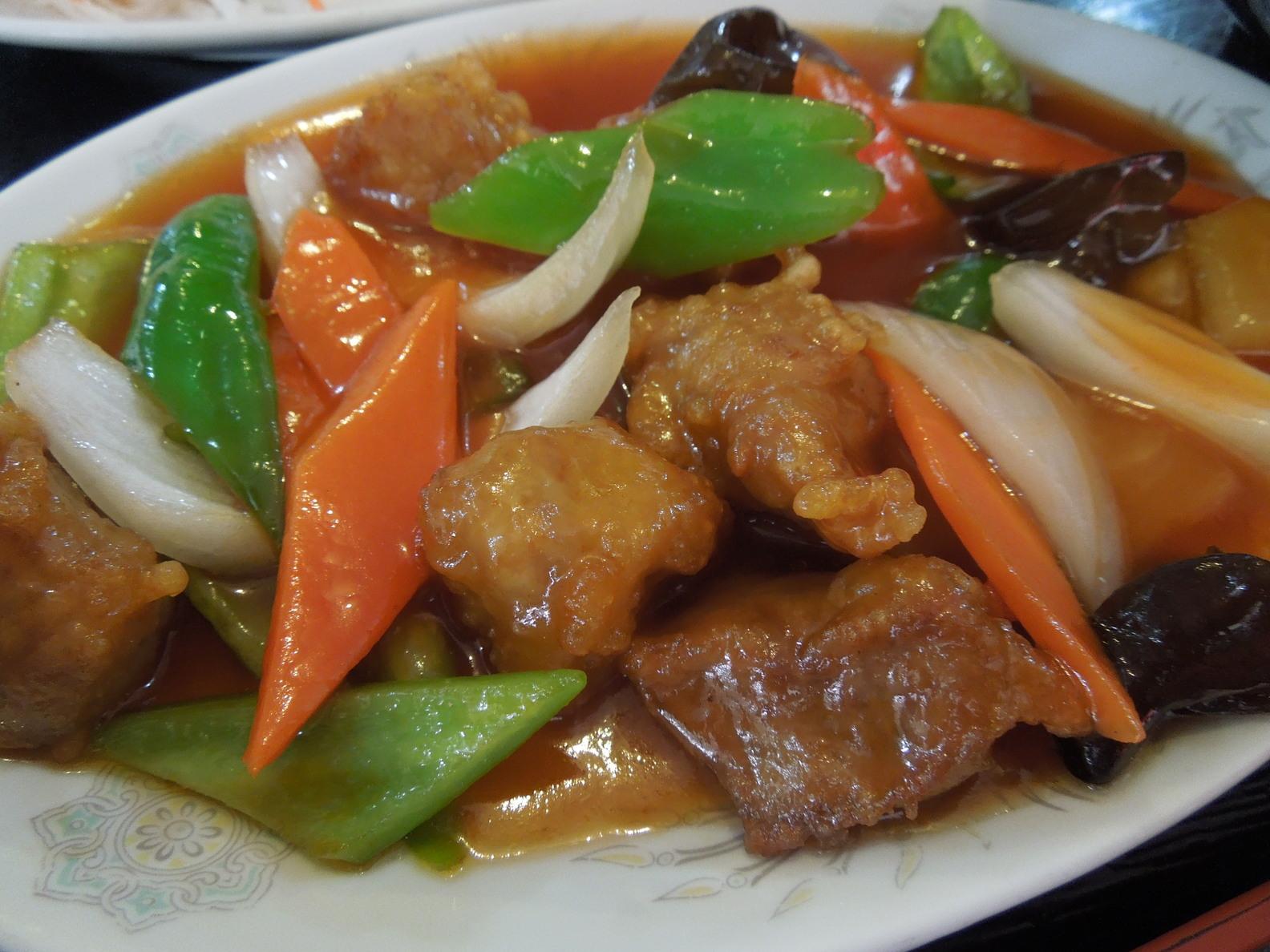 中華料理 華龍美食