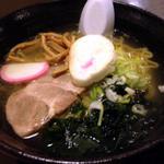 食麺酒処鉄ぺい - 昔風ラーメン(塩)700円
