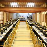 寿司割烹 堀天 - 宴会大部屋