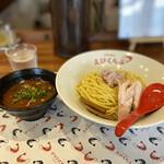 えびくらぶ - 料理写真:つけ麺特盛
