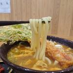 和食麺処 つるあん - 豊橋カレーうどんリフトは苦手です