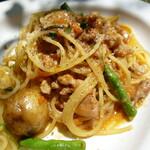 グリップ - 長崎産新ジャガイモとインゲン豆の鶏もも肉のラグー