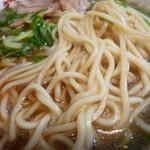 Honke daiitiasahi - つるつる麺