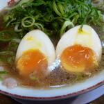 Honke daiitiasahi - 煮玉子