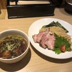 130299177 - つけ麺姫路 醤油 冷