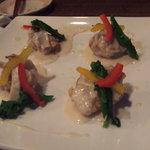 1303046 - 若鶏と季節野菜のクリームシチュー仕立て