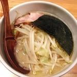 鈴木味噌ラーメン店 - 味噌ラーメン