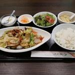 130302471 - 回鍋肉定食
