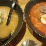 梅風堂 - 辛味噌と味噌