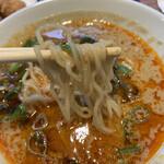 Rensoutei - 白胡麻坦々麺