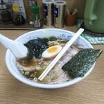 太公望ラーメン - 料理写真:正油ラーメン(770円)+チャーシュー(250円)