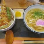 讃岐麺屋 あうん - Bセット