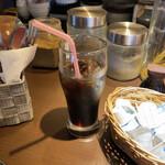 130307837 - アイスコーヒー♪