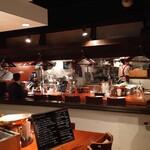 130308511 - 鏡にうつる厨房