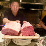 130309825 - 今日のお肉はどうしようかなー??
