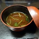 13031424 - 味噌汁