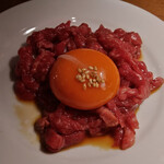 NO MEAT, NO LIFE.2nd - 黒毛和牛のユッケ