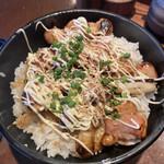 炭屋 串兵衛 - 炭火焼鳥マヨ丼