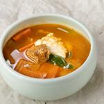 カルビスープ/Kalbi soup